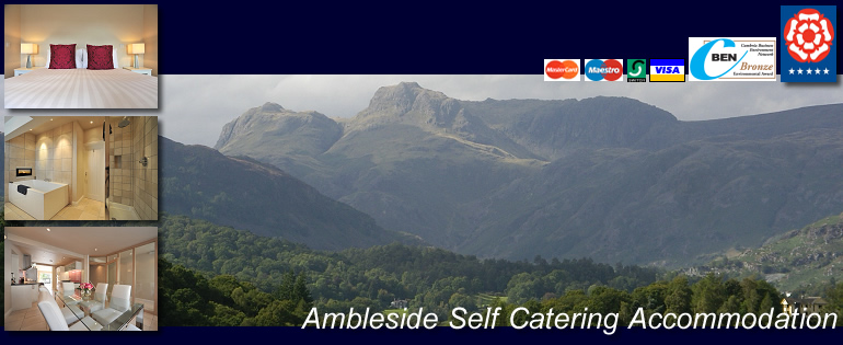 The Fisherbeck Self Catering Accommodation in Ambleside, Lake District, Cumbria